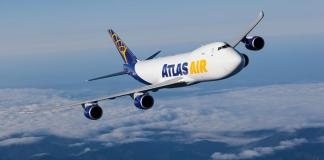 Boeing 747 Atlas Air Cargo EUA