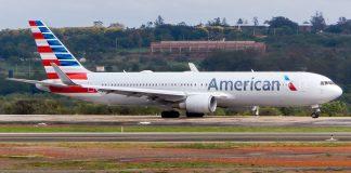 American Airlines EUA Estados Unidos