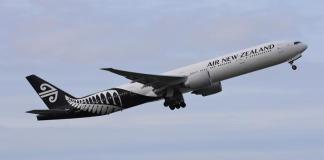 Boeing 777 Air New Zealand