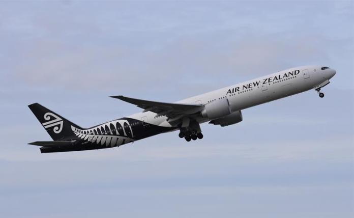 Boeing 777 Air New Zealand
