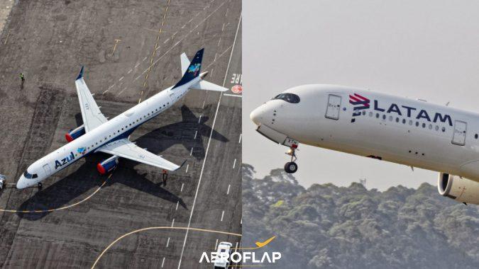 Presidente da Azul não descarta analisar uma fusão com a LATAM Brasil | Aeroflap