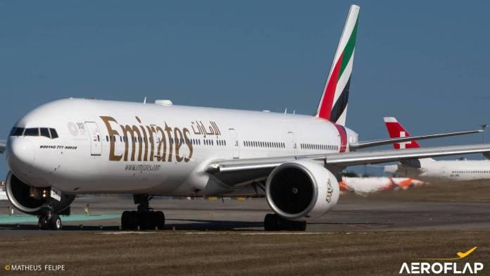 Emirates Dubai Covid-19