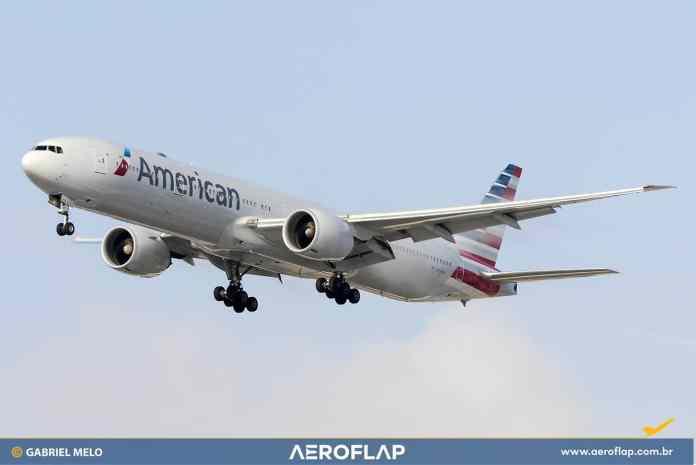American Airlines EUA Vacinação