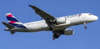 LATAM Airlines Brasil Airbus A320