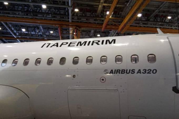 ITA Transportes Aéreos Itapemirim Airbus A320