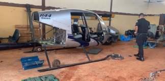 aeronave Robinson R44 ANAC