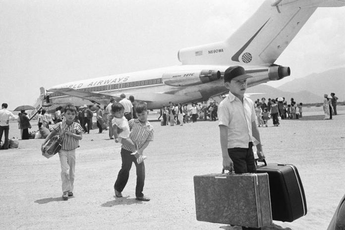 Boeing 727 World Airways