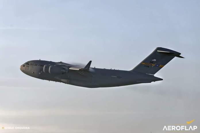 C-17 Força Aérea dos Estados Unidos