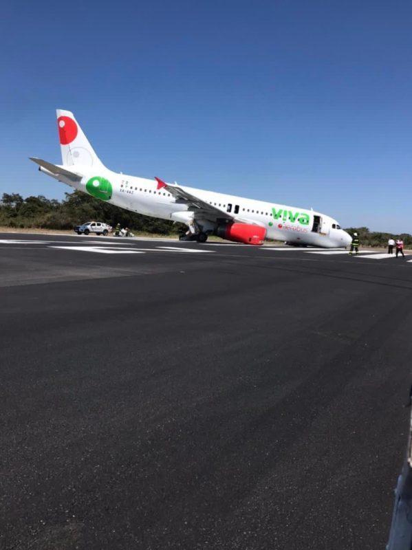 Viva Aerobusmexico AIrbus A320