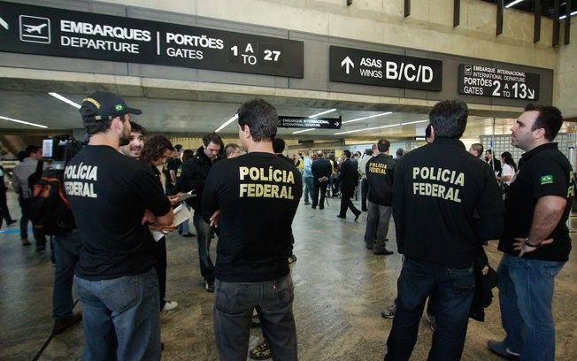 Policia Federal ANAC