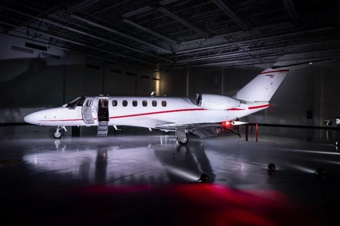 Cessna Citation CJ3 TAM Executiva Textron
