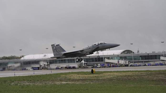 F-15EX US Air Force