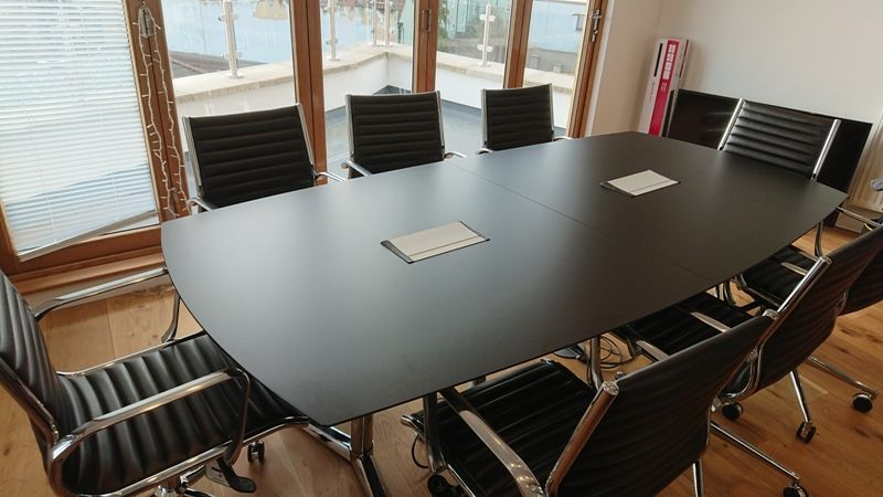 Meeting Room Tables Power