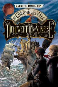 Deadweather and Sunrise is the first book of the Chronicles of Egg adventures.