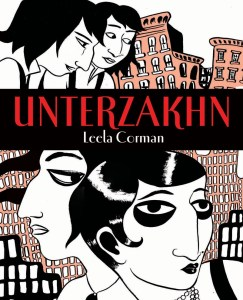 Nominated in the Graphic Novel/ Comics category, Unterzakhn by Leela Corman is about immigrant life on New York's Lower East Side at the turn of the twentieth century