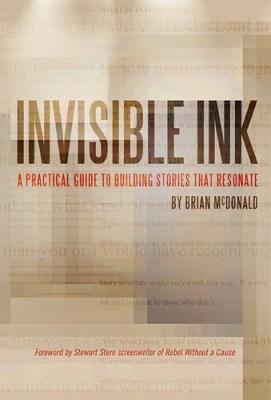 Brian McDonald - Invisible Ink