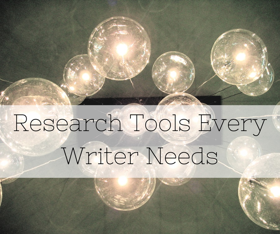 Research Tools Every Writer Needs