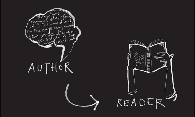 How publishing works: a book designer's perspective - Image by Zoe Sadokierski