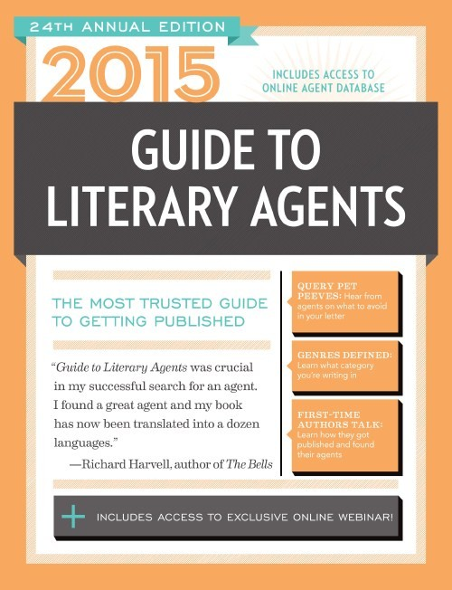Christmas Gifts for Writers - 2015 Guide to Literary Agents