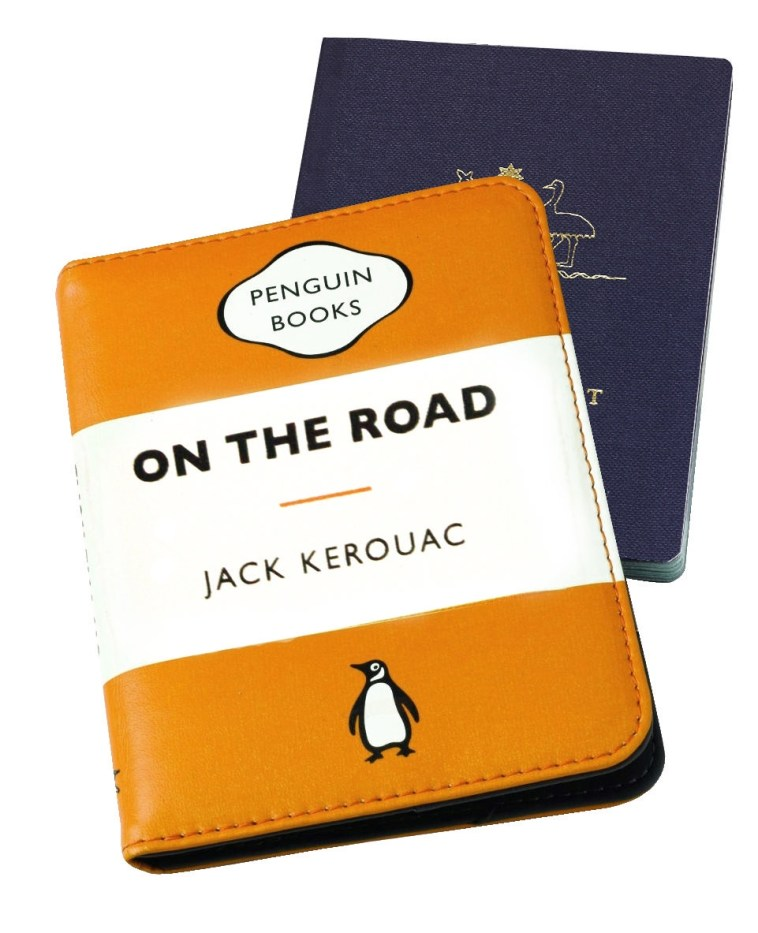 Christmas Gifts for Writers - Penguin Passport Cover
