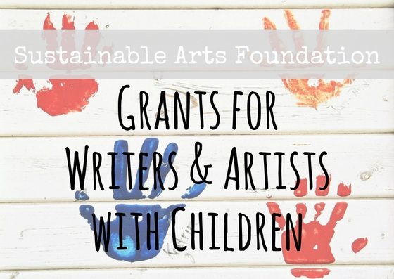 grants for unpublished writers 2019