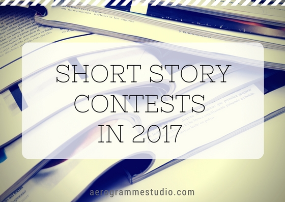 Short Story Contests 2017