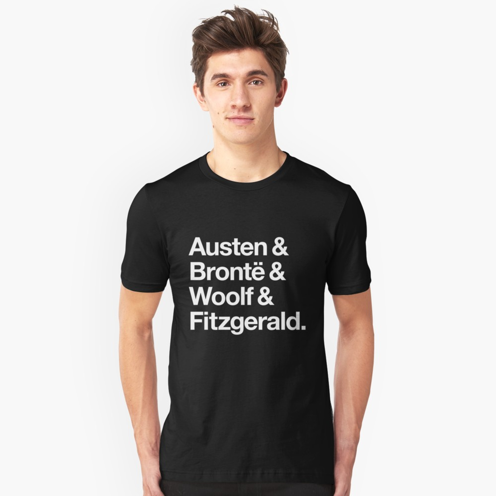 Classic Literature Tshirt - Gifts for Writers