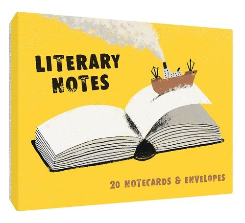Literary Notes - Gifts for Writers