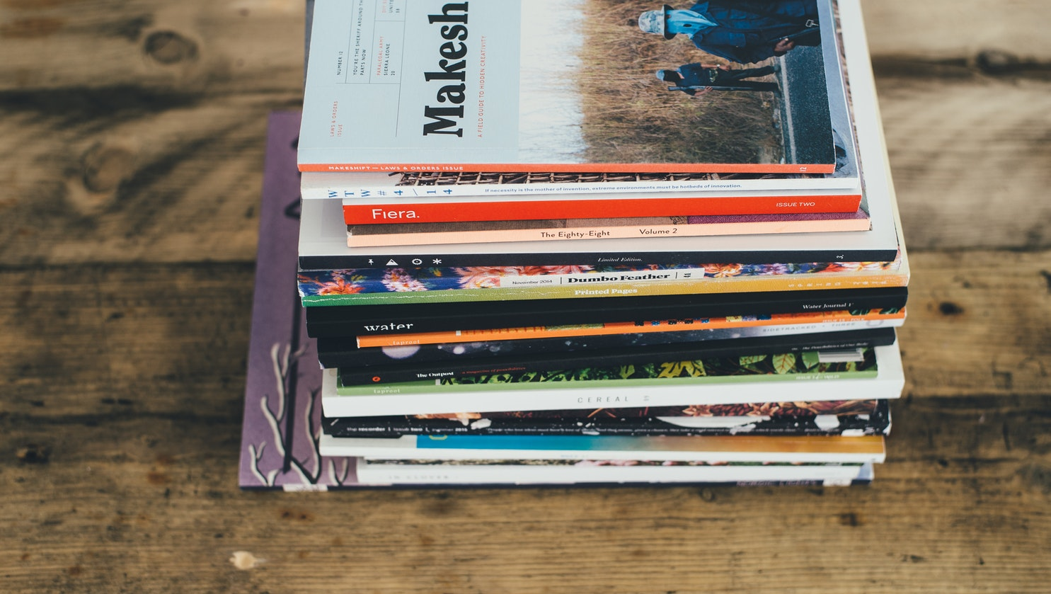 A Few Things to Consider Before Submitting Your Work to a Literary Magazine