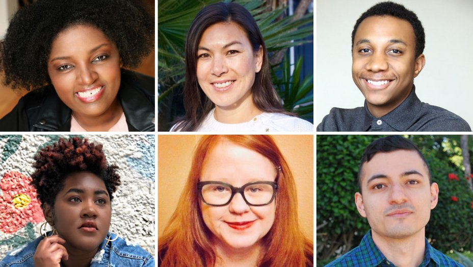 Universal Writers Program 2018 Alumni