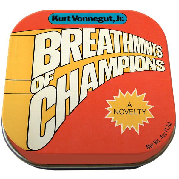 Gifts for Writers 2018 -Breathmints of Champions
