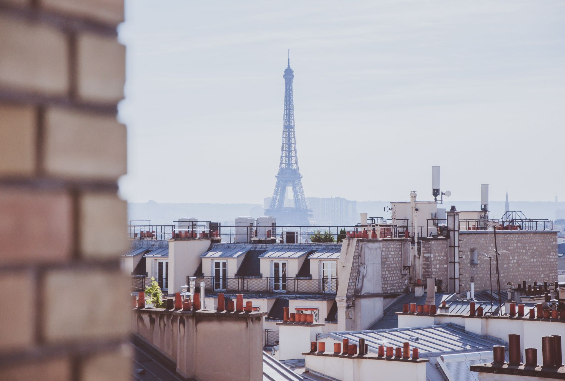 The American Library in Paris Visiting Fellowship 2019