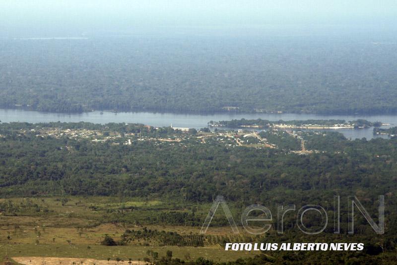 As aproximações para os aeroportos da Bacia Amazônica são belíssimas, impossível não se emocionar diante de tanta beleza.