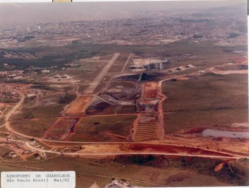 1980 - Inicio das obras