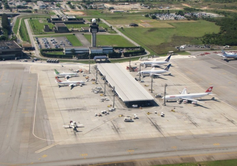 1993 - Terminal 2