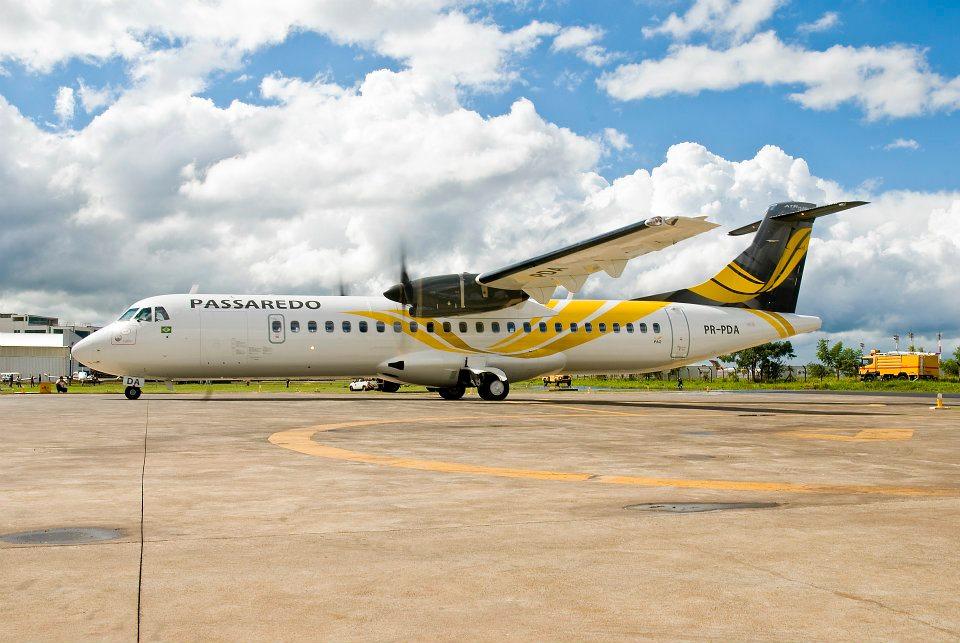 Passaredo solicita voos entre Ipatinga, Belo Horizonte e São Paulo