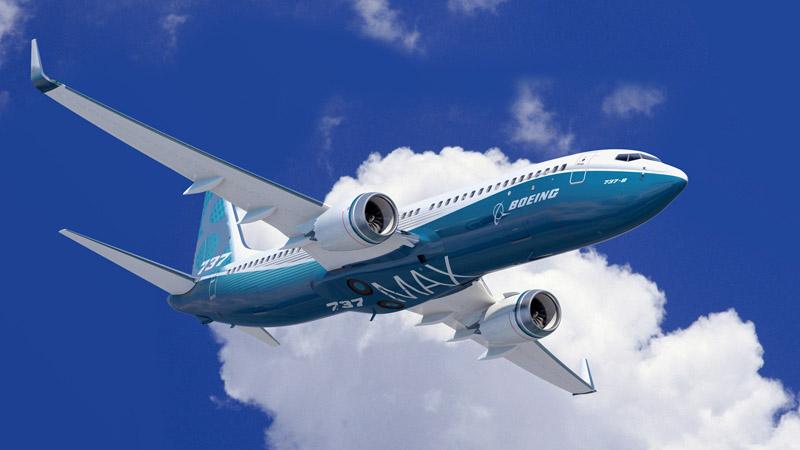 TBC 737 MAX Artwork K65580