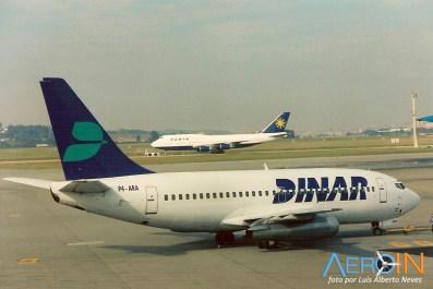DINAR 737-200 P4-ARA