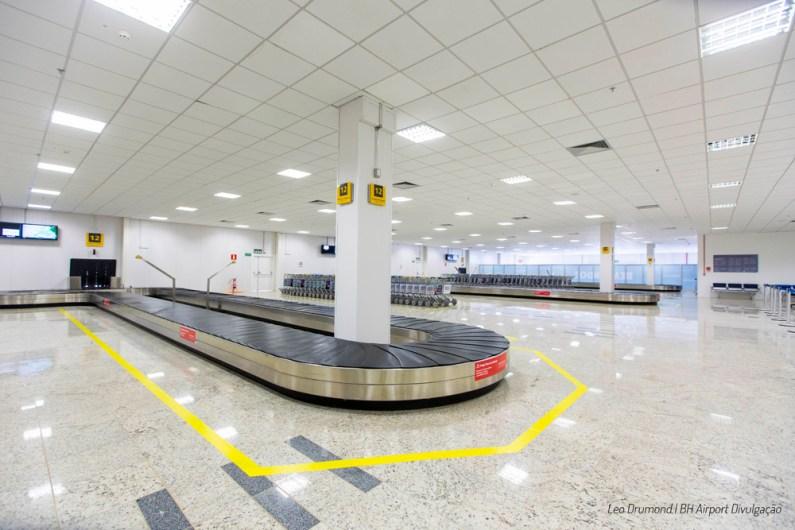 Terminal 3 - Desembarque 01