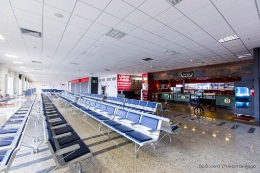 Terminal 3 - Sala de Embarque 03