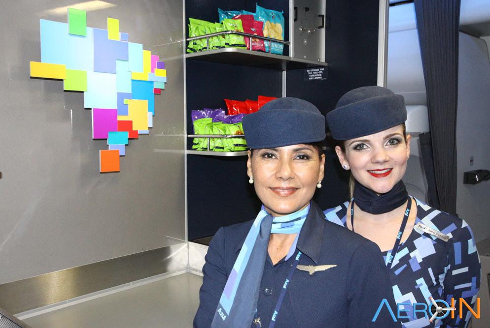 Do nariz à cauda, um avião 100% novo. Veja o novo serviço de bordo da AZUL.