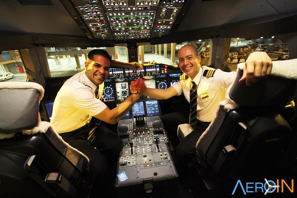 Entrevista exclusiva com o brasileiro Pablo Tees, o mais jovem piloto de A380 do mundo.