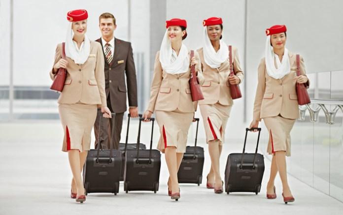 Tripulação Emirates