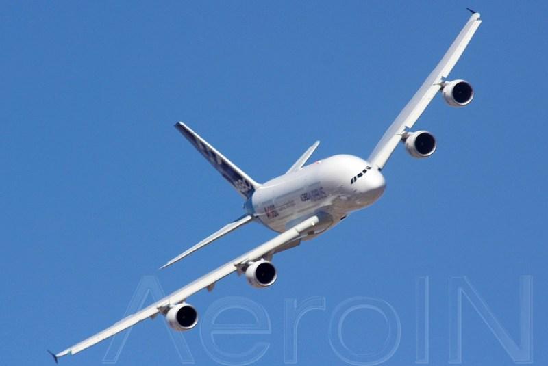 A380 FIDAE 2014