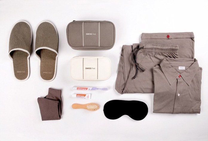 Swissair Amenity Kit La Prairie