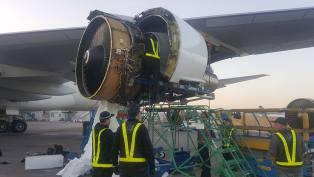 Ed Force One 747 Iron Motores 1