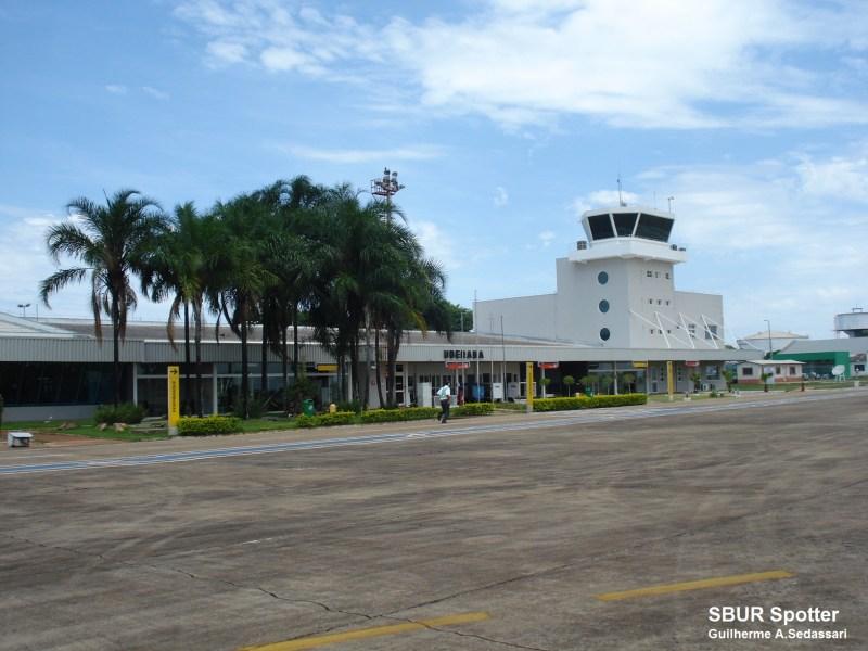 Aeroporto Uberaba SBUR UBA