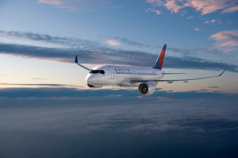 Bombardier e Delta
