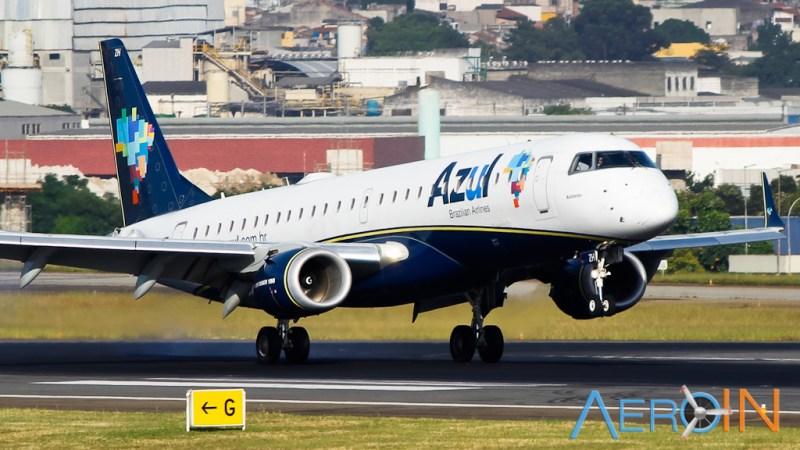 Azul ERJ-195