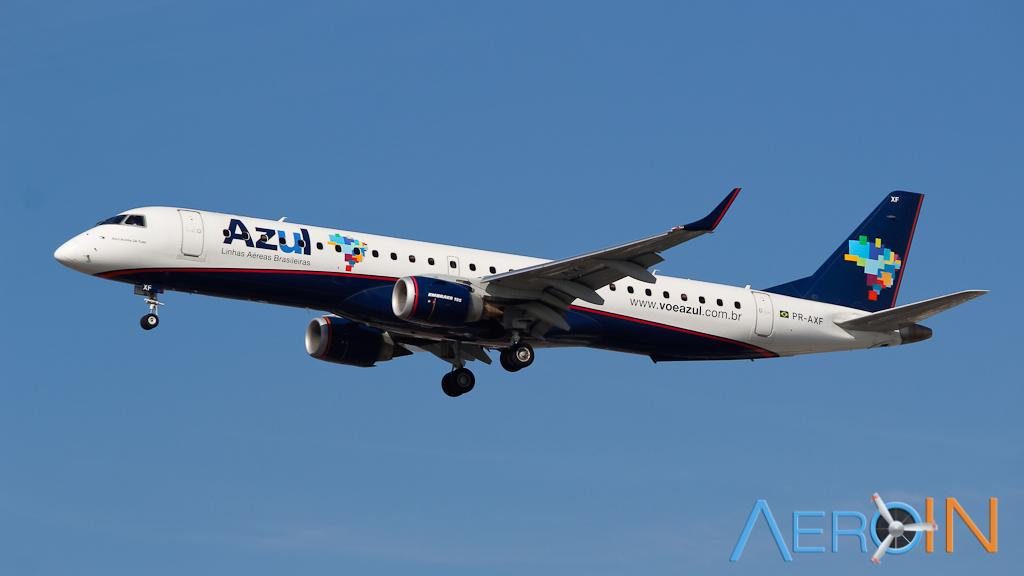 AZUL quer iniciar as operações de sua filial no Uruguai em março.